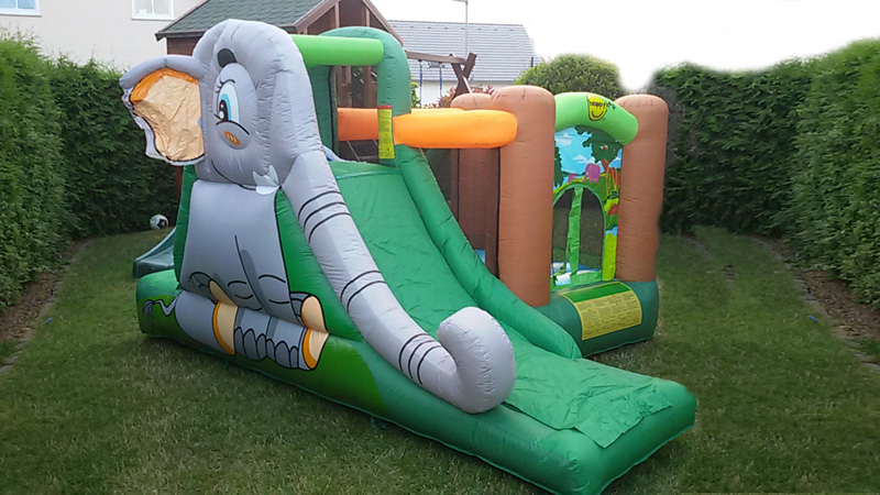 Elefanten Bouncer Castle